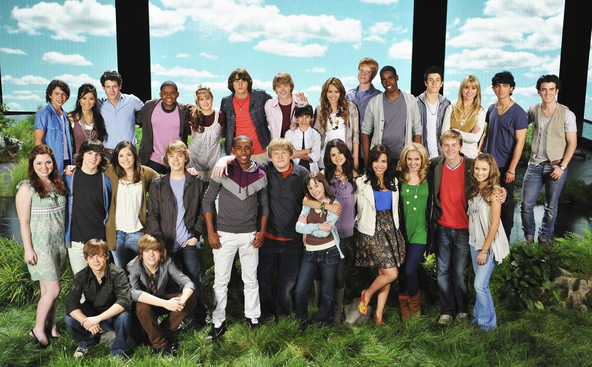 Amigos Transformando O Mundo  Projeto Verde  Todos As Estrelas Teens